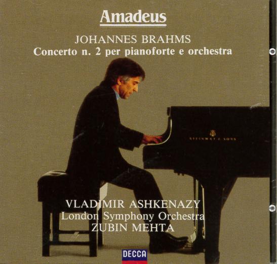 Concerto per pianoforte e orchestra in si bemolle maggiore n. 2 op. 83