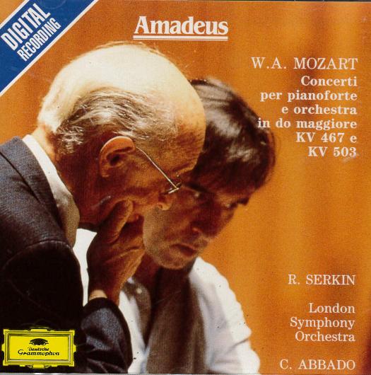 Concerto per pianoforte e orchestra in do maggiore KV 467