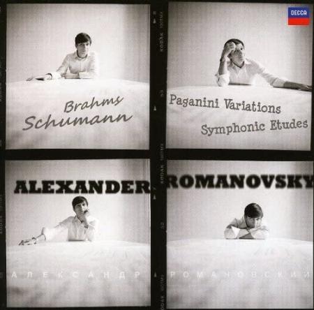 Symphonic etudes [Audioregistrazione]