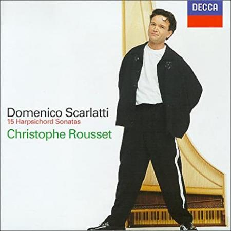 Harpsichord sonatas [Audioregistrazione]