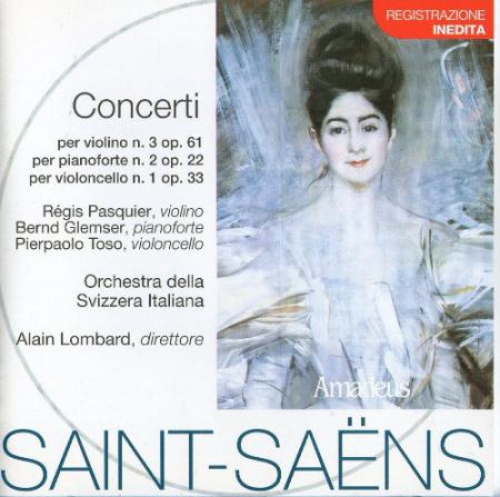 Concerti per violino n. 3 op. 61
