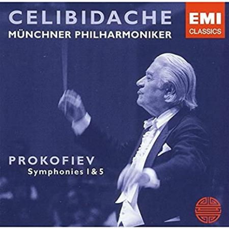 Symphonies 1 & 5 [Audioregistrazione]