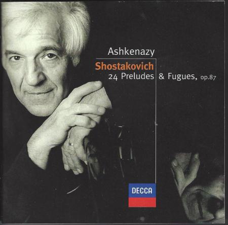 24 Preludes & Fuges [Audioregistrazione]