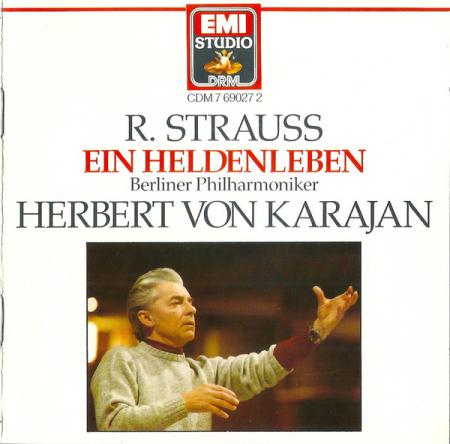 Ein Heldenleben op. 40 [Audioregistrazione]