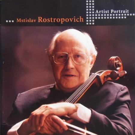 Mstislav Rostropovich [Audioregistrazione]