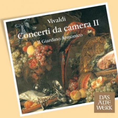 Concerti da camera II [Audioregistrazione]