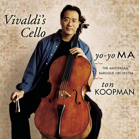 Vivaldi's Cello [Audioregistrazione]