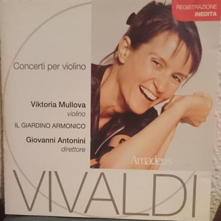 Concerti per violino [Audioregistrazione]