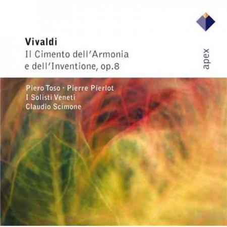 Il cimento dell'armonia e dell'inventione, op. 8 [Audioregistrazione]