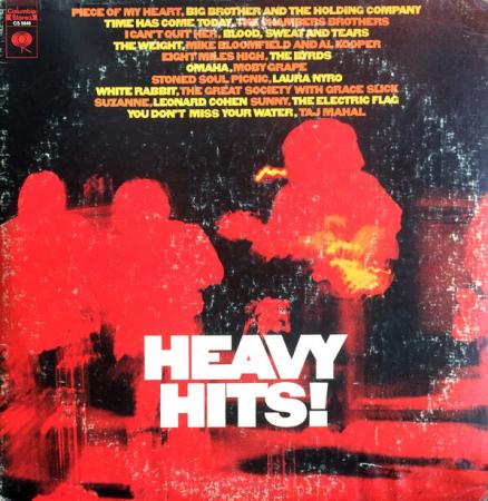 Heavy Hits!
