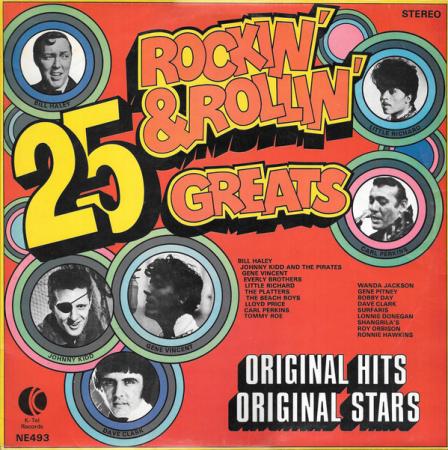 25 Rockin' & Rollin' Great