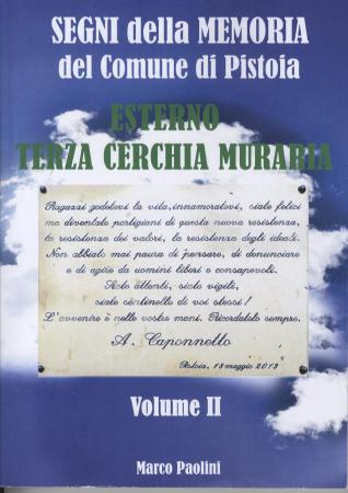 Volume 2.: Esterno terza cerchia muraria