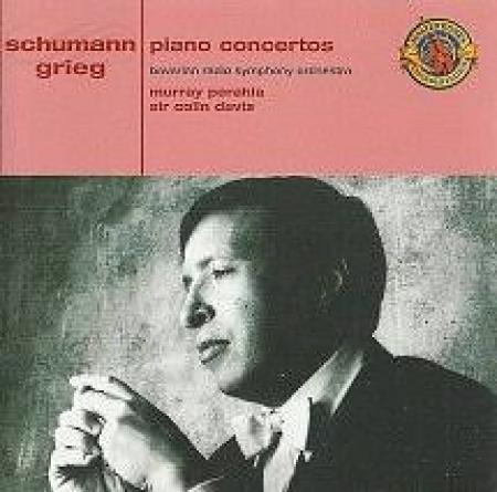 Piano concerto in A minor for piano & orchestra, op. 54 [Audioregistrazione]