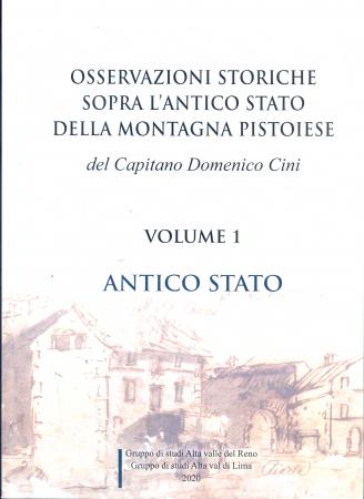 Osservazioni storiche sopra l'antico stato della Montagna pistoiese
