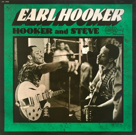 Hooker N' Steve