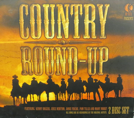 Country round-up [Audioregistrazione]