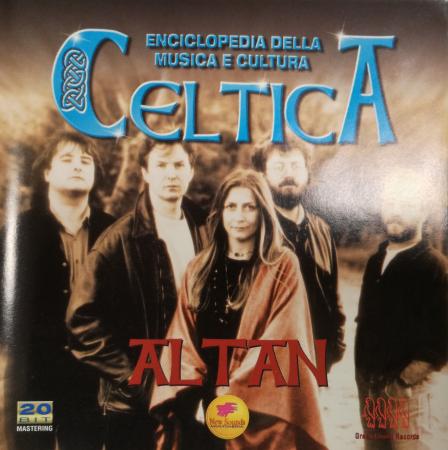 Enciclopedia della musica e della cultura celtica [Audioregstrazione]