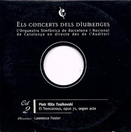 2: El Trencanous, opus 71, segon acte [Audioregistrazione]