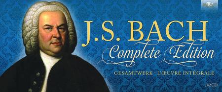 Bach edition [Audioregistrazione]