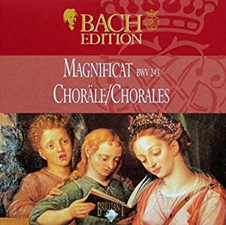 132: Magnificat BWV 243 [Audioregistrazione]