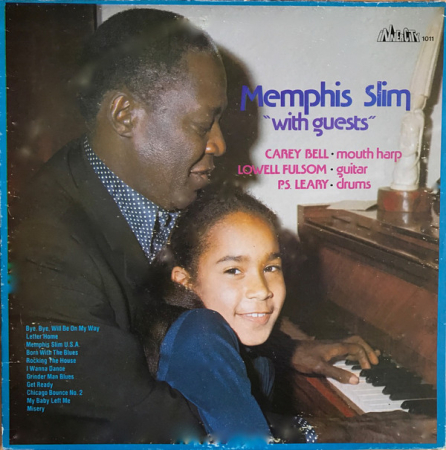 Memphis Slim With Guests
