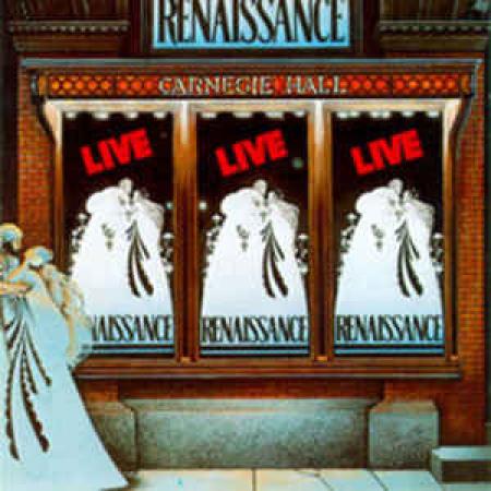 Renaissance live at Carnegie Hall