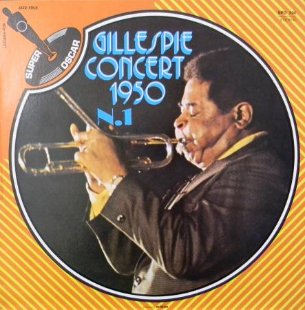 Gillespie Concert 1950 N.1