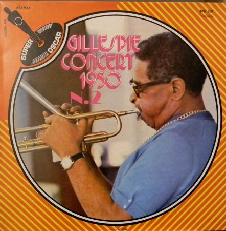 Gillespie Concert 1950 N.2