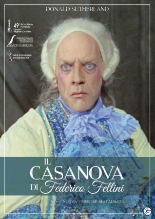 Il Casanova di Federico Fellini [Videoregistrazione]