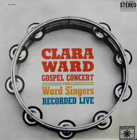Clara Ward Gospel Concert
