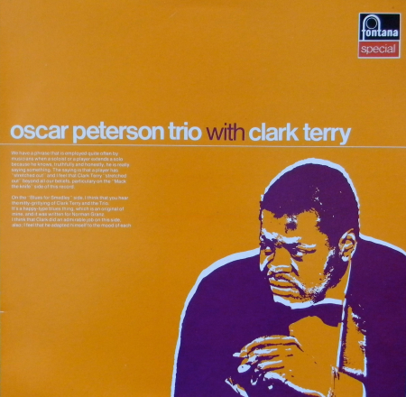 Oscar Peterson Trio with Clark Terry