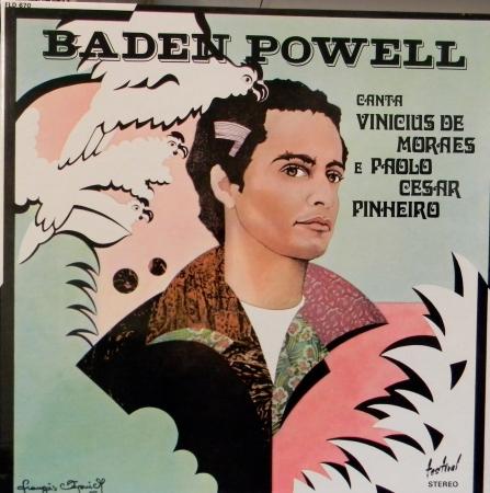 Baden Powell canta Vinicius De Moraes e Paolo Cesar Pinheiro