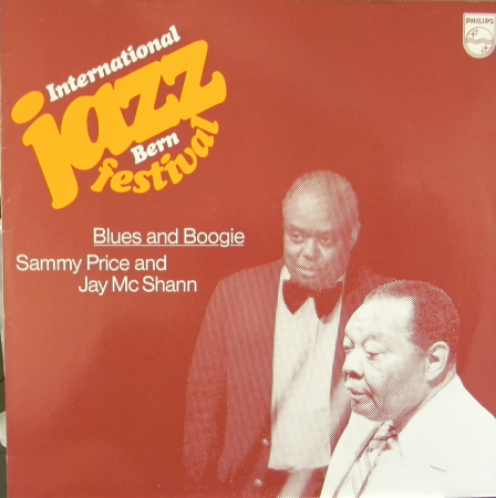 Blues and boogie
