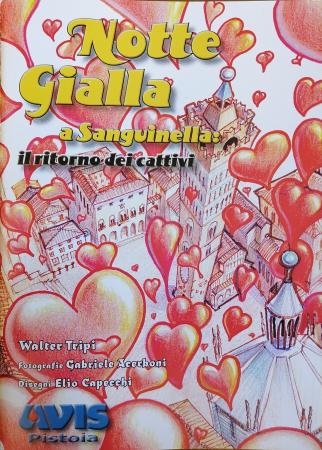 Notte gialla a Sanguinella