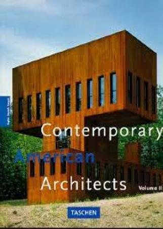 Contemporary American architects / Philip Jodidio. 2