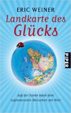 Landkarte des Glucks