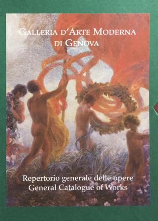 Galleria d'Arte Moderna di Genova : *repertorio generale delle opere / Maria Flora Giubilei. 1