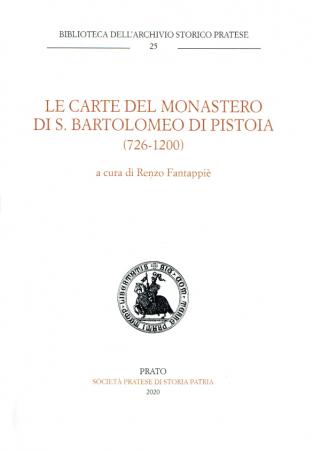Le carte del Monastero di S. Bartolomeo di Pistoia (726-1200)