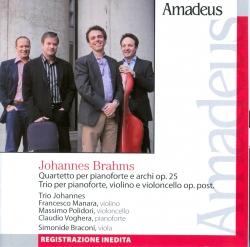 Quartetto per pianoforte e archi op. 25