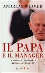 Il Papa e il manager