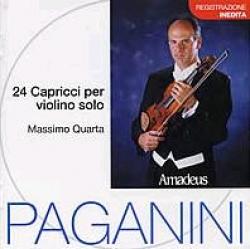 24 capricci per violino solo
