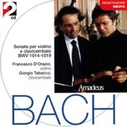 Sonate per violino e clavicembalo 1014-1019