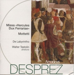 Missa Hercules Dux Ferrariae